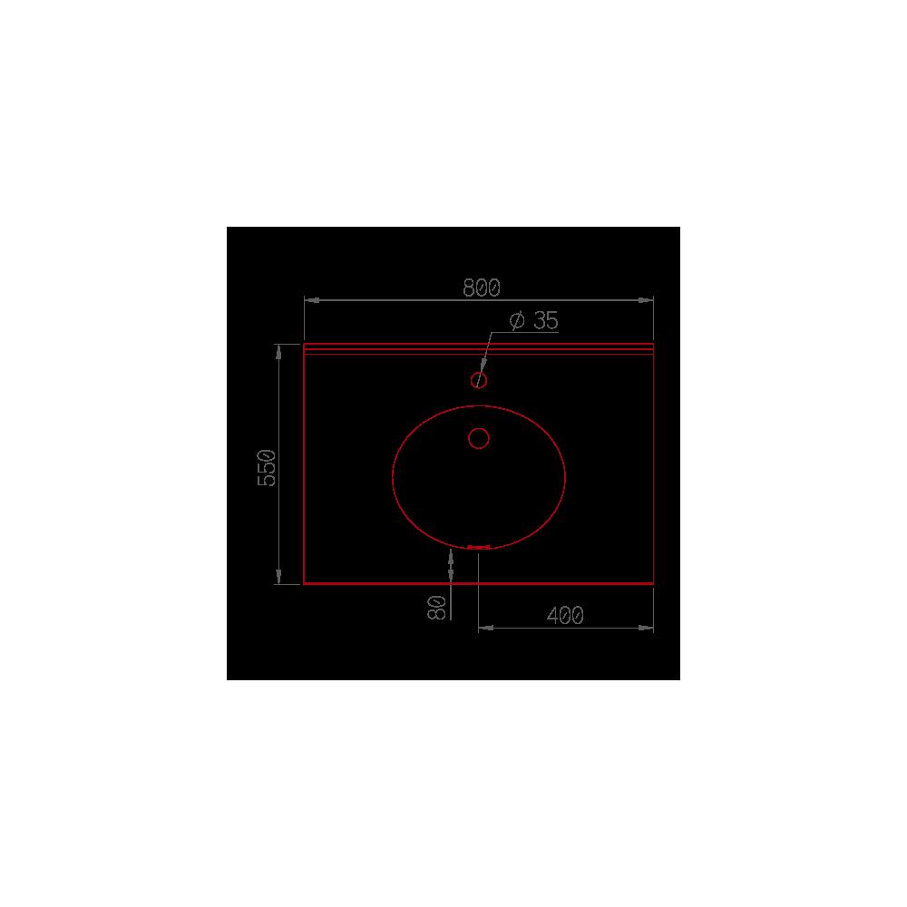 plan de toilette toce simple v1. Black Bedroom Furniture Sets. Home Design Ideas